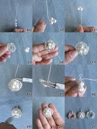 diy wire wrapped bird nests jewelry