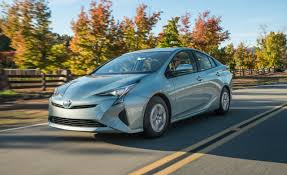 2016 Toyota Prius First Drive | Review | Car and Driver