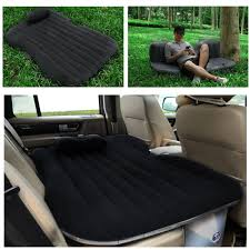 Backseat Inflatable Bed Heavy Duty Car Travel Inflatable Mattress Car Inflatable Bed Suv