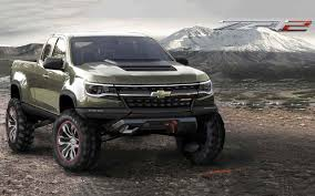 Truck chevy concept truck : 2019 Chevy Colorado Changes, Specs, Redesign and Release Date http ...