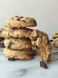 crispy chewy chocolate chip cookies are crispy on the outside but oh so soft and chewy