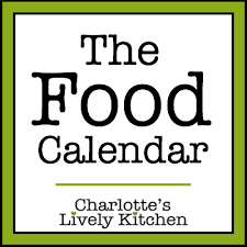 The Food Calendar 2019 & 2020 - UK Food Days, Weeks and Months