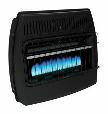dyna glo garage heater 30 000 btu blue