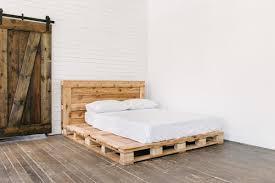 Pallet-Bedz Bed Frame