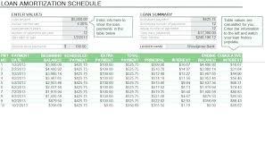 Repayment Schedule Calculator Loan Format Amortization – Hardimplosion