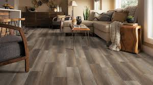 due to advanced technology that has helped vinyl manufacturers to create realistic stunning floors that look like hardwood tile or stone