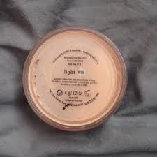 Light W15 Bareminerals Bare Minerals Foundation In Shade Light W15 Not Depop