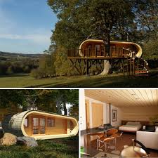 Modern Treehouses Eco Perch