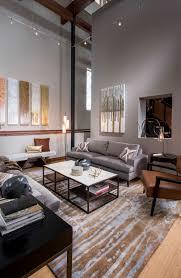 Modern, Organic + Earthy Bachelor Pad. Donna Mondi Interior Design  #Masculine #LivingRoom