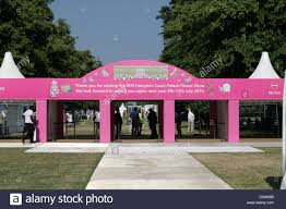Event Entrance Gate Design Entrance Gate To Flower Show Stock Photos Entrance Gate To