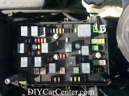 fuse box location designation list for chevrolet cobalt pontiac cobalt cobalt pontiac g5 fuse chart under hood
