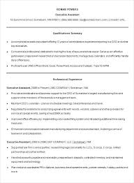 Best Executive Assistant Resumes Executive Assistant Resume Template Word Skinalluremedspa Com