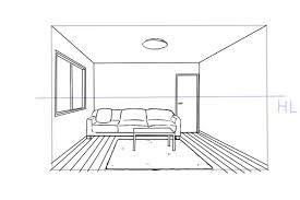 部屋の描き方2実践編1 絵師ノート