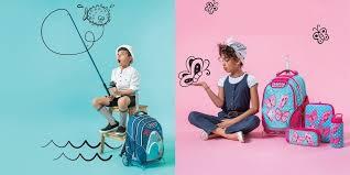 Επιλέξετε την σωστή τσάντα και τα κατάλληλα σχολικά είδη για το παιδί -  Design Magazine