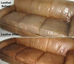 how to clean leather couches a with vinegar