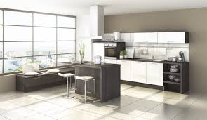 Moderne Einbauküche Classica 110 Weiss Glaenzend Küchen Quelle