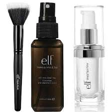 elf studio mineral infused face primer with makeup mist and set clear 2 02 by e l f cosmetics in oman misc