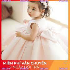 Váy Trẻ Em Công Chúa Evelyn Shop Thời Trang Cho Bé Gái 0-9 Tuổi Mặc Dự Tiệc  Sinh Nhật giảm tiếp 388,000đ