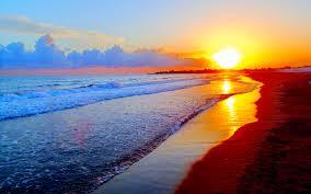 desktop background summer. Delighful Desktop Summer Sunset Wide Desktop Background With O