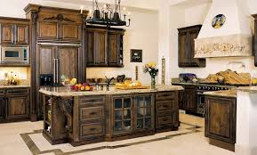 rustic cabinets. Marvelous Kitchen Cabinets Rustic Style Glass Cabinet Doors And Moulding N