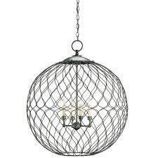 durand orb chandelier large