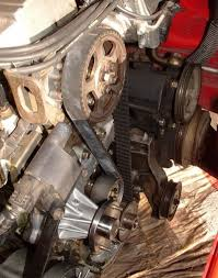 timing belt change tips honda accord i owe some ending credits to my car the one that made this learning experience possible it is a 1991 burgundy 4 door accord lx 2 2l 4 cylinder a