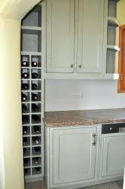 marvelous kitchen wine storage above cabinets