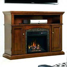 sears electric fireplace media center corner fireplaces insert f sears electric fireplace