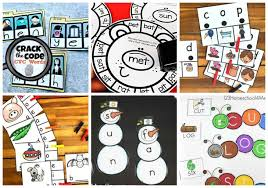 A bundle of 10 pages. 50 Fun Cvc Words Activities