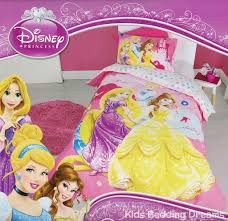 disney princess quilt cover set disney princess bedding kids bedding dreams