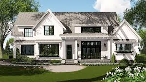 modern architectural designs for homes. Brilliant Designs Modern Farmhouse Plan Rich With Features  14662RK  Architectural Designs  House Plans To For Homes I