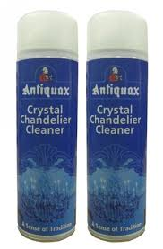 x antiquax glass and crystal chandelier cleaning spray ml lighting ideas
