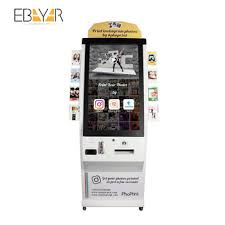 Free Mobile Vending Machine Classy Print Photo With Insta's Hashtag Self Photo Printing Coinoperated