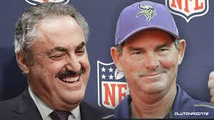 Vikings news: Owner Zygi Wilf 'very happy' with Mike Zimmer