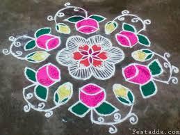 Sankranthi Designs With Dots Sankranthi Muggulu 2019 Only With Lines Dots Design