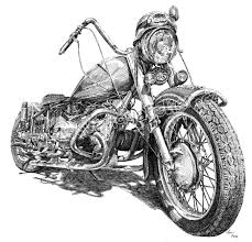 Motorka Veterán Vendy Atelier