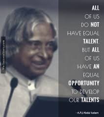 Dr A P J Abdul Kalam's Inspirational Quotes | Kerala.me, All about ...