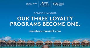 Ritz Carlton Rewards Chart Marriott To Unite All Loyalty Programs In August 2018 Lodging