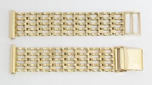 stunning solid 9ct gold mens watch bracelet or strap 238896 stunning solid 9ct gold mens watch bracelet or strap
