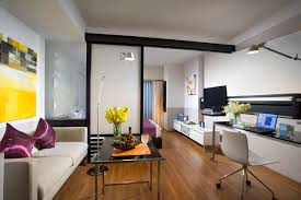 One Bedroom Flat Decorating Single Bedroom Apartments Breakingdesignnet