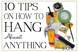 10 tips on how to hang almost anything on hardware to hang metal wall art with 10 tips on how to hang almost anything finding home farms