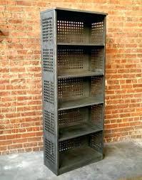 making industrial furniture. Industrial Book Shelves Wood Bookcase From Vintage Furniture A Goods Making Bookshelves