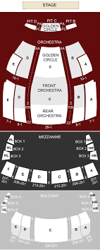 Temple Hoyne Buell Theatre Seating Chart Buell Theater Denver Co Seating Chart Stage Denver
