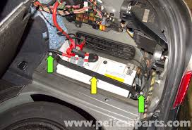 BMW E60 5-Series Battery and Connection Notes Replacement (2003 ...