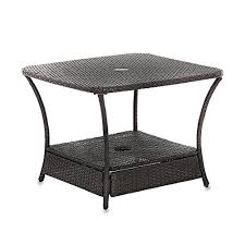 table umbrella stand. patio umbrella stand side table