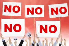 Image result for no.no.no