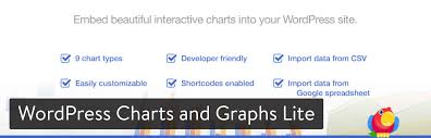 How To Create Beautiful Wordpress Charts And Graphs Plugins