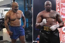 Mike Tyson may DIE in comeback fight warns Dillian Whyte and claims  53-year-old's bout vs Tyson Fury would be 'silly'