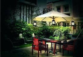 solar outdoor umbrella solar outdoor lights best solar lights for backyard outdoor umbrellas with lights patio
