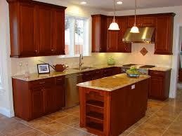 Cherry Kitchen Dark Cherry Kitchen Cabinets